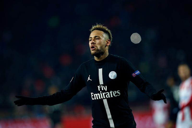 Brazilian soccer player Neymar accused of raping woman in French hotel