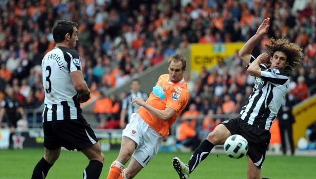 <p>Ian Holloway led Blackpool to the Championship play-off title in 2010 - beating Cardiff 3-2 in the final at Wembley - meaning Blackpool were to play in the Premier League for the first time in their history.</p> <br><p>Blackpool could only muster one season in the top flight as they finished in 19th place, one point from safety. Four seasons in the Championship followed, but back-to-back relegations meant that the Seasiders found themselves in League 2 at the start of the 2016/17 campaign. </p> <br><p>An average of 2 managers a season since Ian Holloway's departure in 2012 led to disappointing results. The club are now managed by Gary Bowyer, and find themselves chasing a playoff place in the fourth tier.</p>