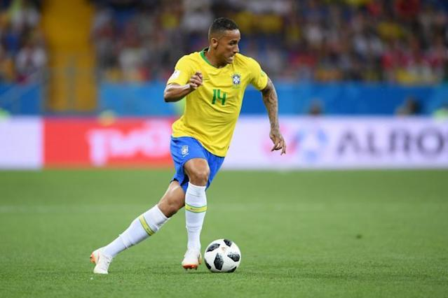 World Cup 2018: Danilo ruled out with injury for Brazil's Group E clash against Costa Rica