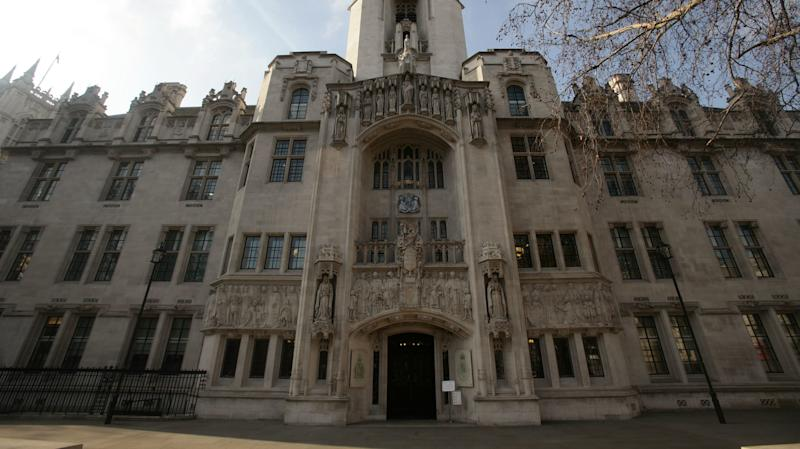 Aristocrat takes divorce battle with estranged wife to Supreme Court