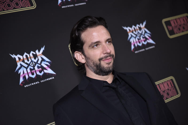 HOLLYWOOD, CA - JANUARY 15: Nick Cordero attends Opening Night Of Rock Of Ages Hollywood At The Bourbon Room at The Bourbon Room on January 15, 2020 in Hollywood, California. (Photo by Vivien Killilea/Getty Images for Rock of Ages Hollywood)