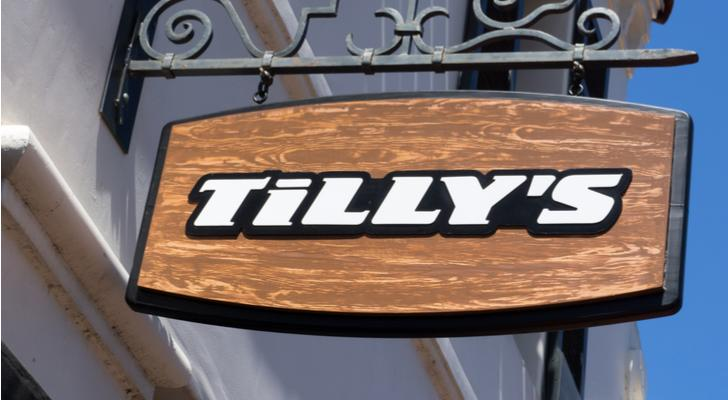 Stocks With Growth and Momentum to Tap Small-Cap Boom: Tilly's Inc (TLYS)
