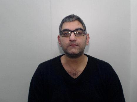 Farooq Ahmed has been jailed for sexually assaulting a young girl. (SWNS)