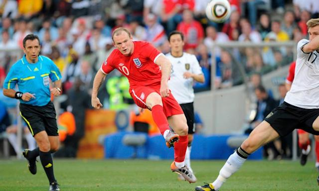 "<span class=""element-image__caption"">Wayne Rooney suffered a barren patch in the latter stages of the 2009-10 season – and at the World Cup in South Africa.</span> <span class=""element-image__credit"">Photograph: Tom Jenkins/The Guardian</span>"