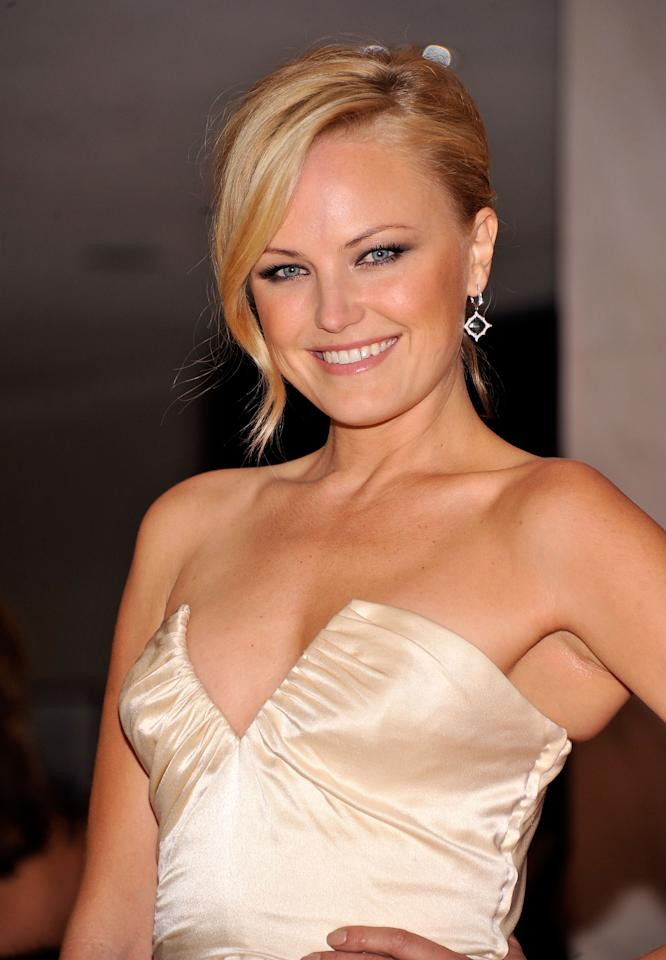 WASHINGTON, DC - APRIL 28:  Actress Malin Akerman attends the 98th Annual White House Correspondents' Association Dinner at the Washington Hilton on April 28, 2012 in Washington, DC.  (Photo by Stephen Lovekin/Getty Images)
