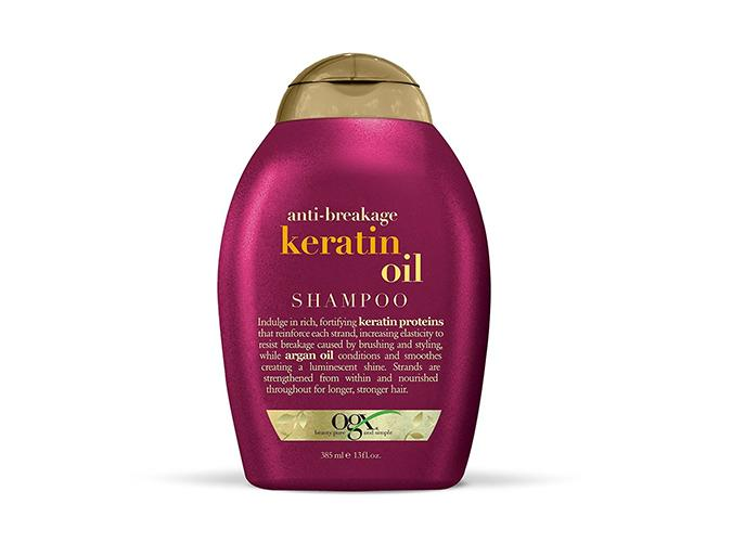 "<p>If you see a lot of flyaways, chances are your hair is experiencing breakage. This shampoo targets weak points with keratin proteins.</p> <p><a class=""cta-button-link"" href=""http://linksynergy.walmart.com/deeplink?id=WtZFYDlO0Ks&mid=2149&u1=BeautyQ3Affiliate1&murl=https%3A%2F%2Fwww.walmart.com%2Fip%2FOGX-Shampoo-Anti-Breakage-Keratin-Oil-13oz%2F22345964"" target=""_blank"">Buy Now ($6)</a></p>"