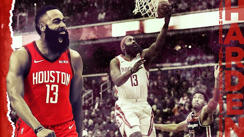 f89120468ce James Harden is singlehandedly normalizing the 50-point game