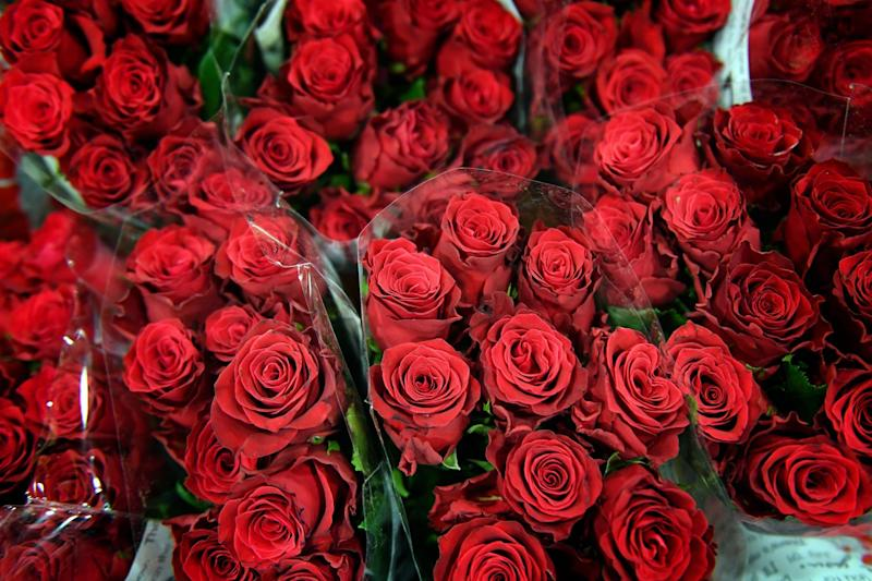 Roses are a traditional gift for Valentine's Day (PA Archive/PA Images)