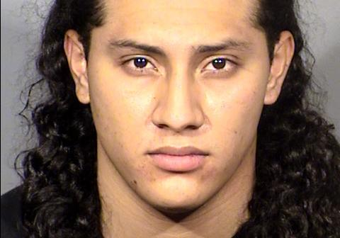 Rodrigo Cruz, 22, is pictured in a mugshot.
