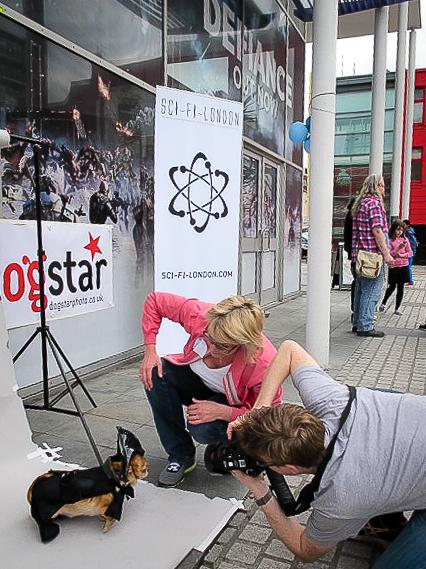 <p>Dogstar photos and Doug's Dogs will be on hand to take photos of your pooch for free (Sci-Fi London) </p>