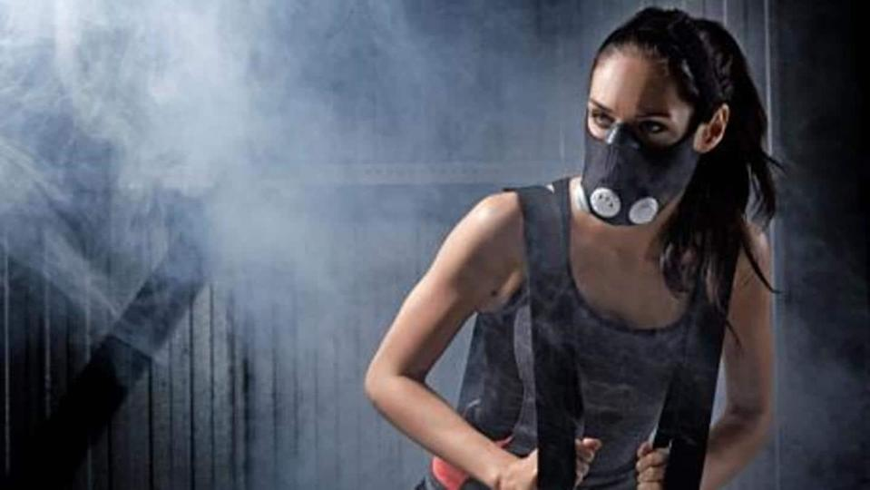 #HealthBytes: Benefits, uses, and side-effects of exercise training masks