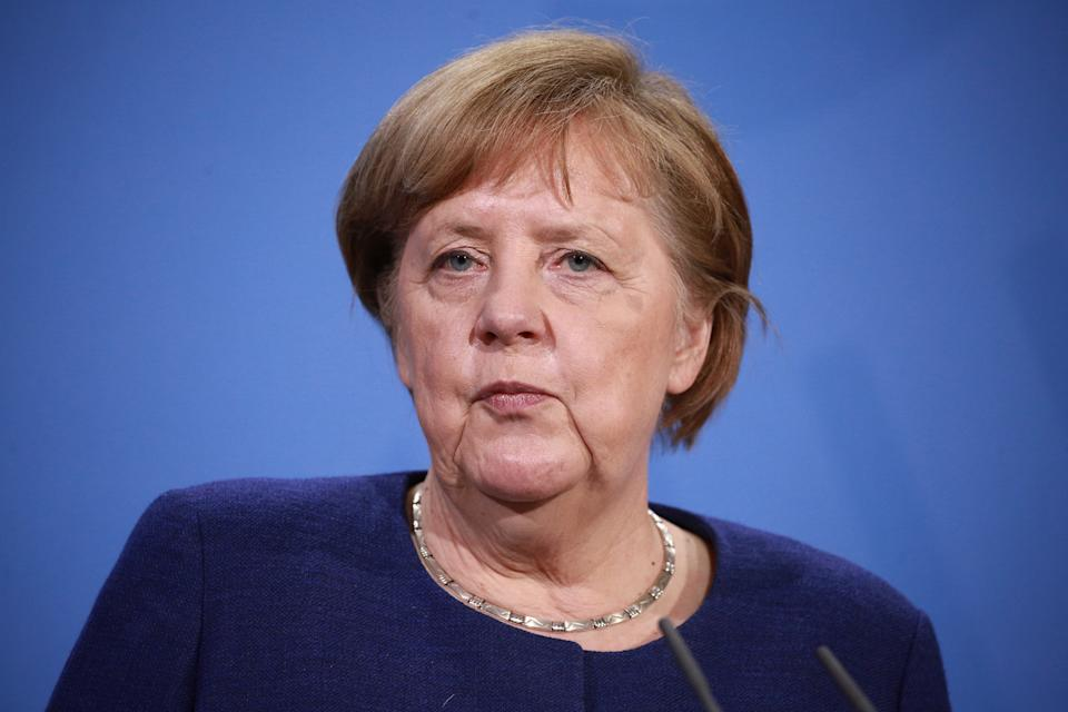 Bundeskanzlerin Angela Merkel. (Bild: Christian Marquardt - Pool/Getty Images)