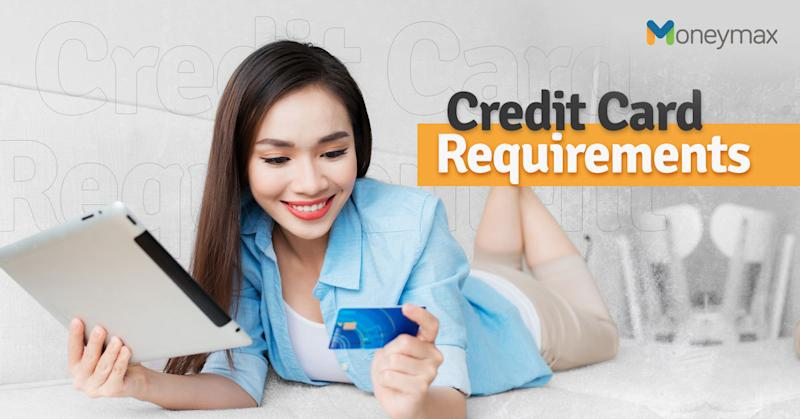 Credit Card Requirements in the Philippines   Moneymax