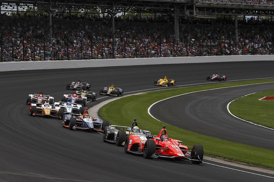 Indy 500 will have m prize fund in 2020