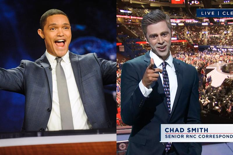 How Late Night Sharpened Its Teeth in the Age of Trump