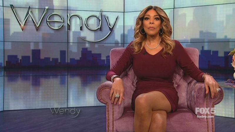 Wendy Williams Claims She Was Groped on Live TV by Her 'Worst Guest'