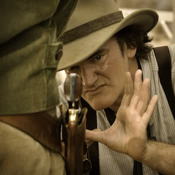 Comic-Con 2012: Quentin Tarantino Tells Jamie Foxx to 'Get to the Slave' in 'Django Unchained'