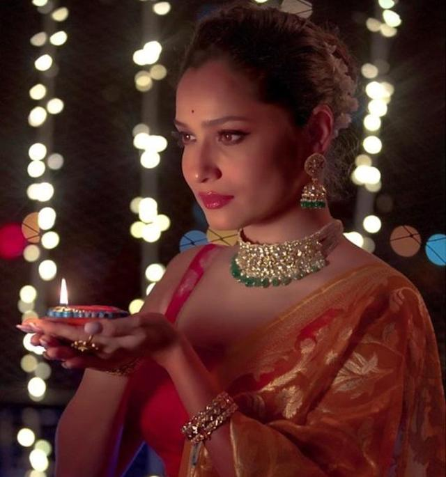 Small screen star, Ankita Lokhande, had been eyeing a dream debut on the 70 mm silver for long. Her wait finally came to an end when Kangana Ranaut roped her into, <em>Manikarnika</em>. The actress had a brief but powerful role, but she did full justice to the character of Jhalkari Bai with her fine acting chops.