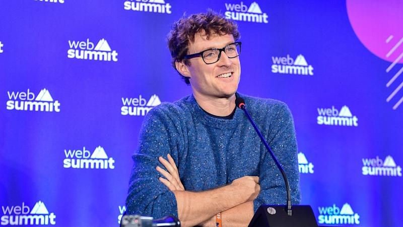 Paddy Cosgrave, co-founder of Web Summit, one of the biggest tech conferences in the world.