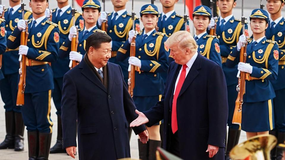 Beijing orders state media to soften criticism of Donald Trump as the US and China tone down their trade war rhetoric