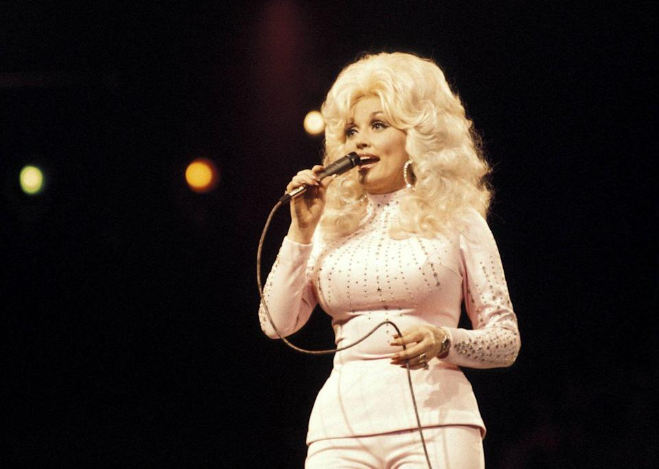 """<p>In 1973, <a href=""""https://www.goodhousekeeping.com/life/entertainment/g29861606/photos-of-dolly-parton/"""" rel=""""nofollow noopener"""" target=""""_blank"""" data-ylk=""""slk:Dolly Parton"""" class=""""link rapid-noclick-resp"""">Dolly Parton</a> had hit a roadblock in her relationship with Porter Wagoner, her mentor and on-screen duet partner. He reportedly wasn't ready to see her go out and make her own career ― until she <a href=""""https://www.goodhousekeeping.com/life/entertainment/a30570197/dolly-parton-i-will-always-love-you-lyrics-meaning/"""" rel=""""nofollow noopener"""" target=""""_blank"""" data-ylk=""""slk:sang this song to him"""" class=""""link rapid-noclick-resp"""">sang this song to him</a> and he relented. </p>"""