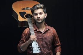 Ruhaan Bhardwaj to hit the list of top 10 music sensation of the country