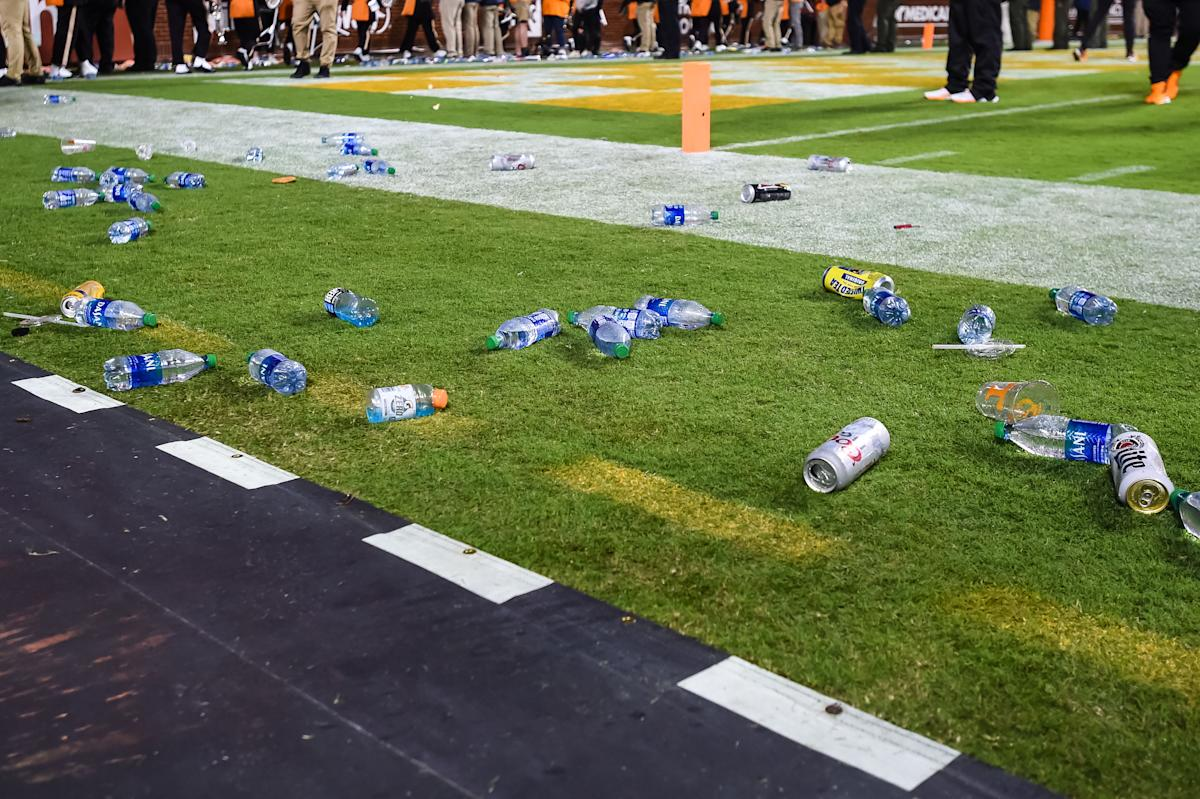 Takeaways: What should Tennessee's punishment be for ugly scene in Knoxville?