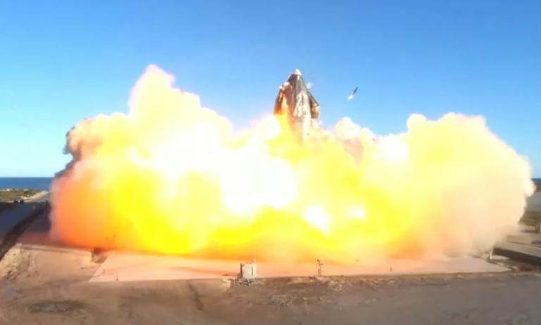 Two Starship prototypes have met fiery endings when they tried to land upright after test flights