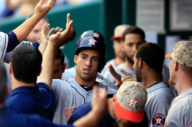 The George Springer surge is happening, and it's glorious