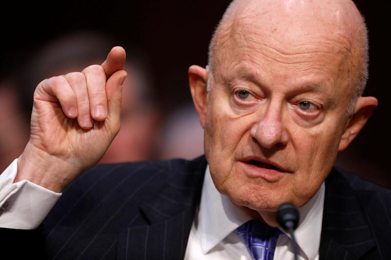 James Clapper: 'Watergate Pales' In Comparison To Russia Scandal