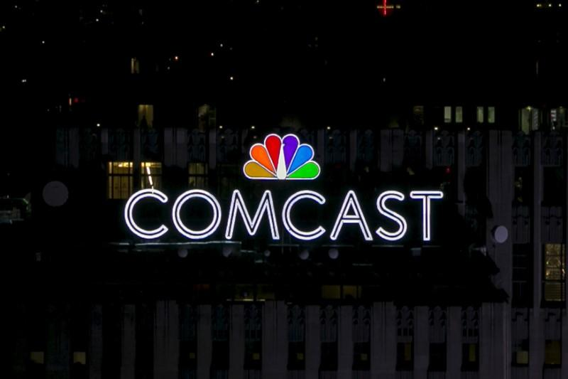 Comcast bets ads work on streaming TV, plans NBC Peacock debut for April