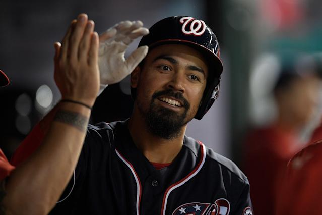 Anthony Rendon might be the next player in line for a huge extension. (AP Photo)