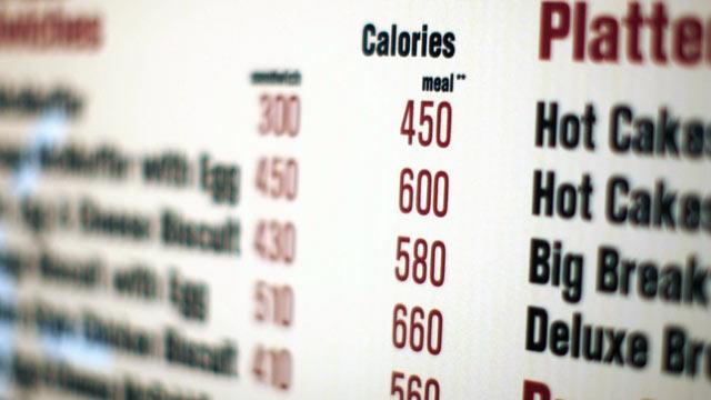 Calorie Counts: How Accurate Are They?