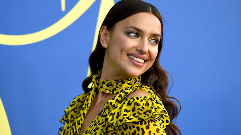 Irina Shayk Celebrates Bradley Cooper Breakup With Triumphant Instagram of Her Butt
