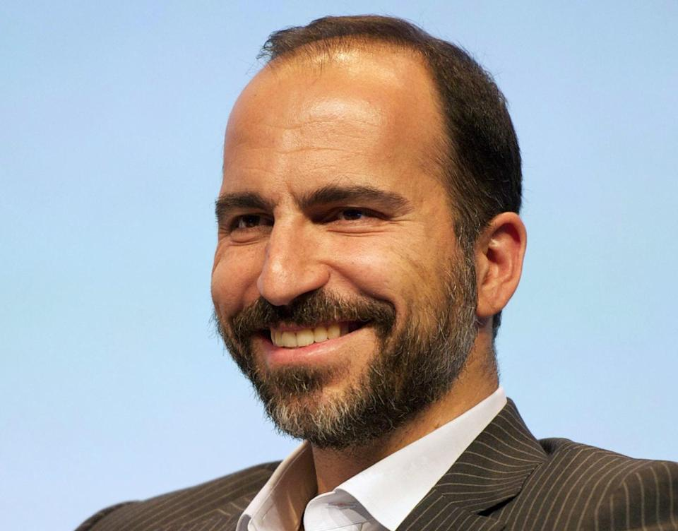 Expedia CEO Dara Khosrowshahi is expected to take the role of Uber's new chief executive. (Courtesy of Expedia, Inc. via AP)