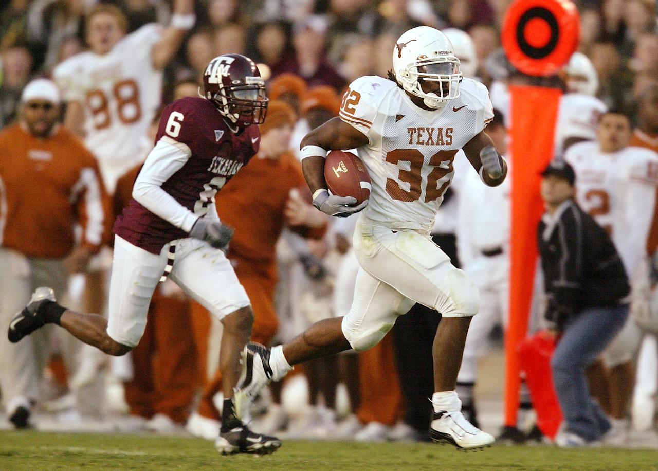 Cedric Benson was a legend who never acted like one