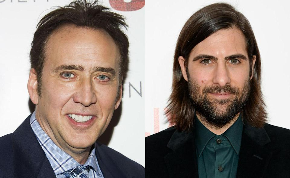 <p>Nicolas Cage's real name, as you may know, is Nicolas Kim Coppola, making him nephew to 'Godfather' director Francis Ford Coppola and cousin to Roman and Sofia Coppola. But less well known, he is also cousin to hipster-actor-par-excellence Jason Schwartzman.</p>