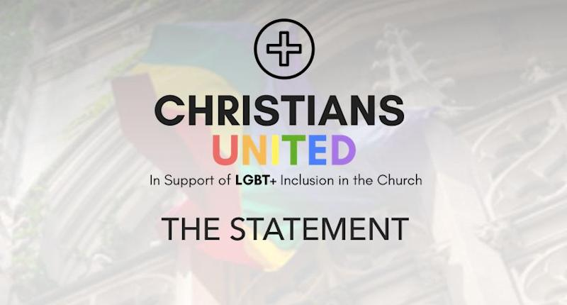 Hundreds of Christian leaders released a statement affirming their LGBTQ inclusion in the church