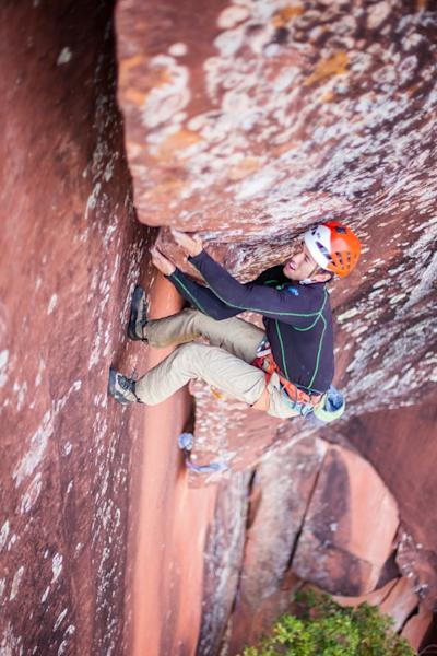 Crack climbing in Liming – where Hongkongers can learn trad as experts take risks to plot new routes