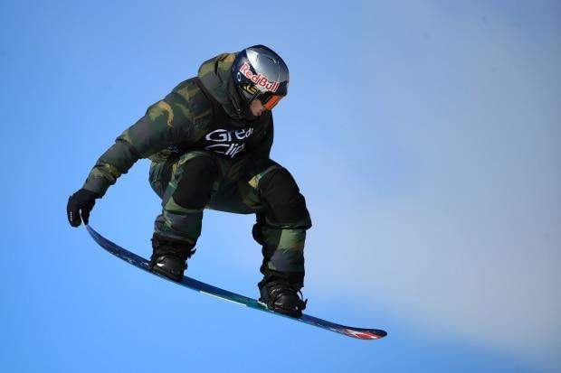 Sebastien Toutant wins World Cup snowboard slopestyle gold
