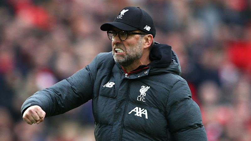 'Liverpool punched their way to the title like Mike Tyson!' – McMahon salutes Klopp's 'machine'