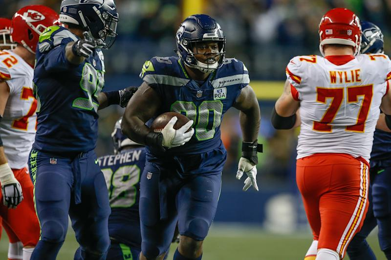 National Football League suspends Seahawks' Jarran Reed for 6 games