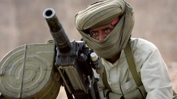 Pakistani security forces have been fighting a rebellion in Balochistan for years