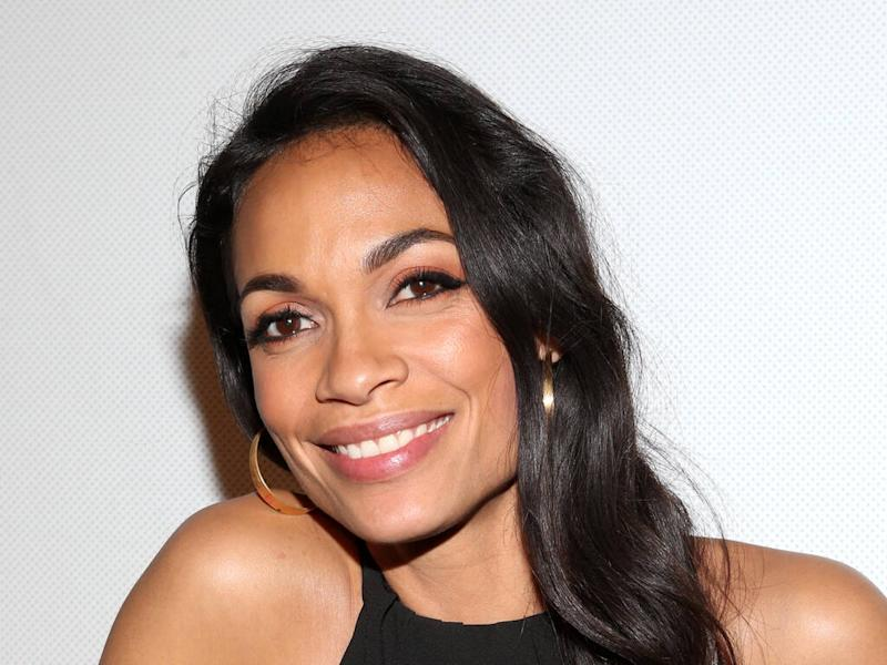 Rosario Dawson seeking 'clarity' by giving up marijuana and alcohol