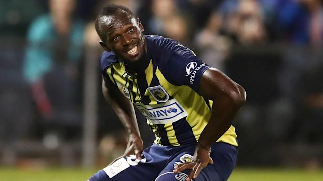 Olympic great Usain Bolt is considering stopping his pursuit of a professional football contract.