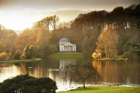 Stourhead - Credit: national trust