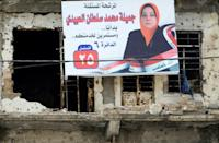 A new single-member constituency system for electing Iraq's 329 lawmakers is supposed to boost independents versus the traditional political blocs (AFP/Zaid AL-OBEIDI)