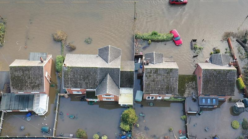 Grants of up to £5,000 offered to help protect flood-hit properties in future