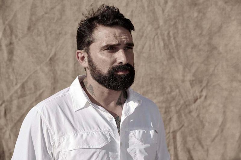 Anthony Middleton from SAS: Who Dares Wins takes on Mutiny (Channel 4)