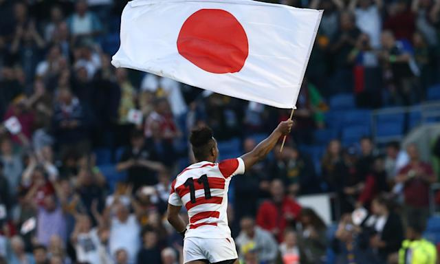 Japan, who beat South Africa in England in the 2015 World Cup, will host the 2019 tournament.
